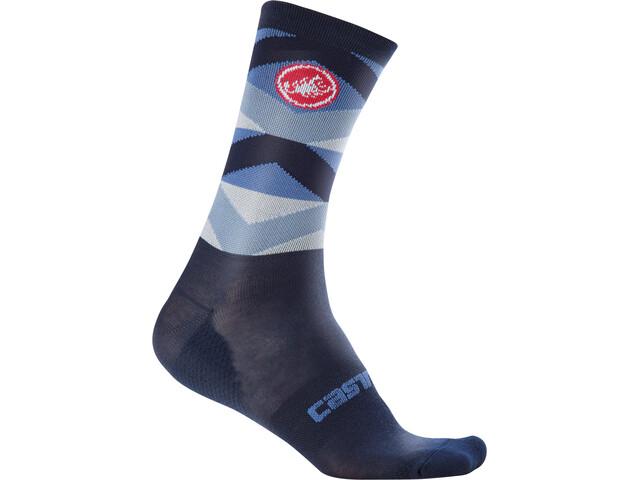 Castelli Fatto 12 Socks dark infinity blue